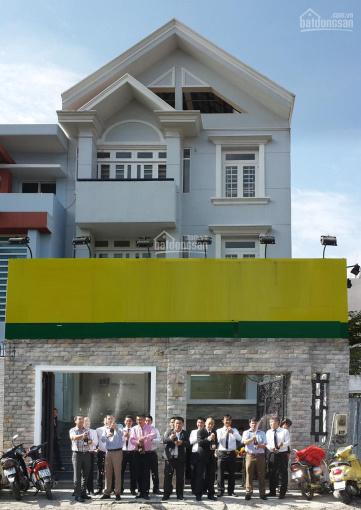 Cho thuê nhà khu đường Hoa, Phú Nhuận. DT: 8x18m, 1 hầm, 1 trệt, 3 lầu thông suốt, 70tr/ tháng ảnh 0