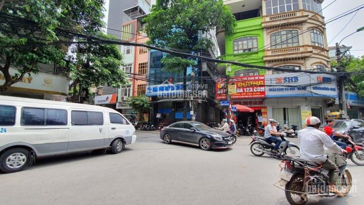 Cần bán gấp nhà phân lô ô tô tránh 3 tầng DT 84m2 đường Nguyễn Xiển, KD, VP đỉnh giá rẻ ảnh 0