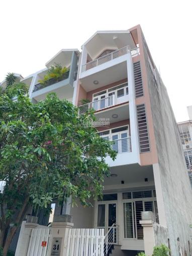 Cho thuê nhà phố Nguyễn căn Him Lam quận 7 giá 35 triệu/tháng, nội thất cao cấp mới đẹp ảnh 0