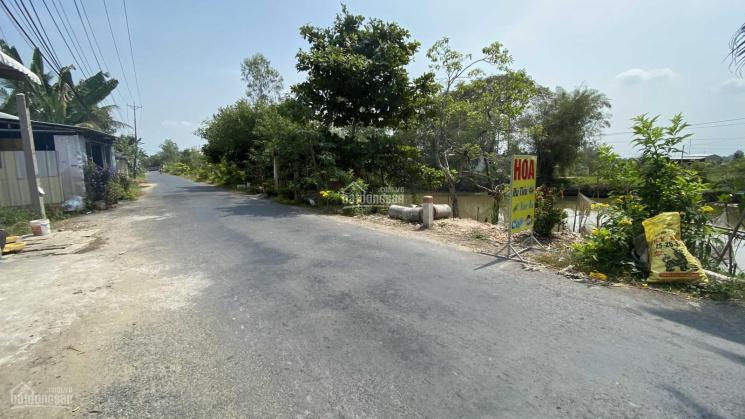 Chính chủ cần bán nhanh đất thổ cư, mặt tiền đường Kênh Cùng, gần trung tâm. LH: Thanh 0903799818 ảnh 0