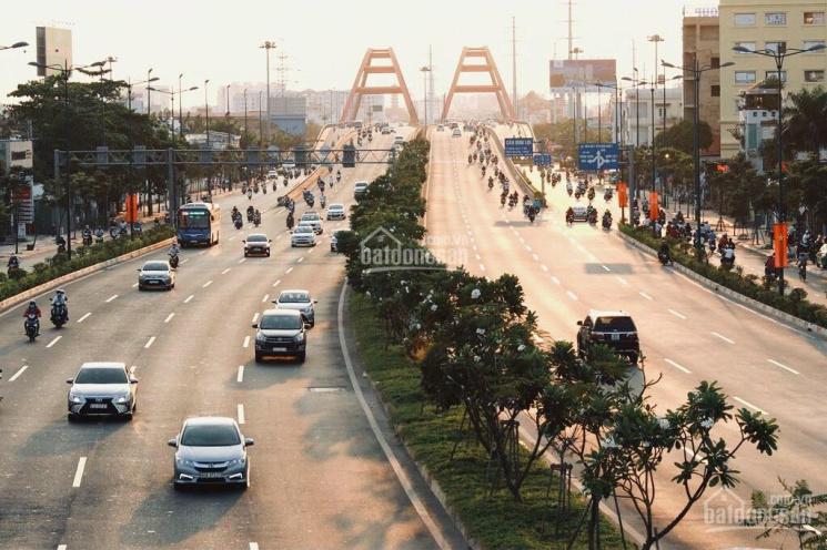Q. Gò Vấp Phạm Văn Đồng - shophouse mini 3 lầu trục đường kết nối (có hình) ảnh 0