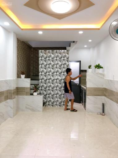 Chủ đầu tư cần bán nhà mới, 18m2 giá 2.05 tỷ Lương Văn Can P15, Q8 ảnh 0