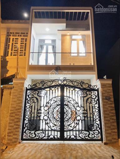 Bán nhà mới đẹp 1 trệt 1 lầu trục chính hẻm 234 cách đường Hoàng Quốc Việt đang làm chỉ 150m ảnh 0