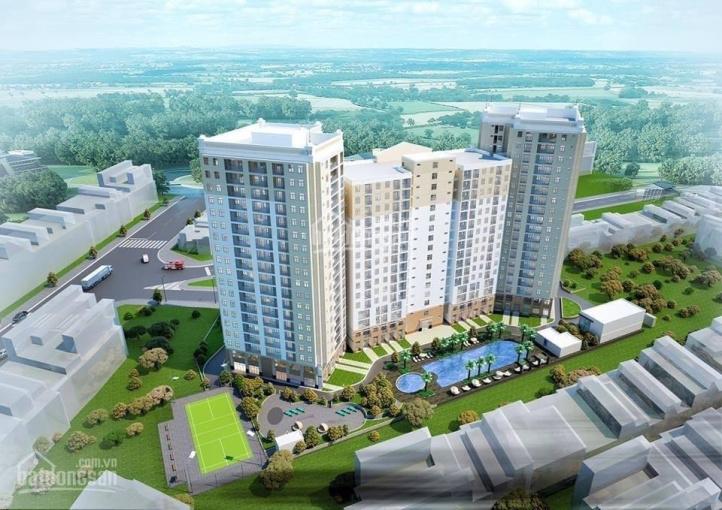 Chính chủ bán căn hộ Centum Wealth view hồ bơi, diện tích 73.2m2, giá 2.9 tỷ (TL) bao gồm thuế phí ảnh 0