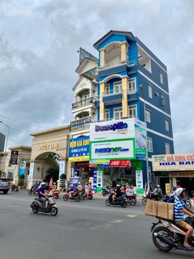 Nhà MT Phan Văn Trị ngang 6m x 12m, 5 tầng & sân thượng cần cho thuê ảnh 0