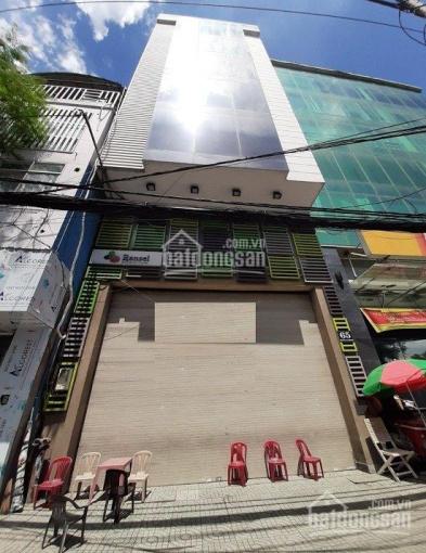 Cho thuê tòa nhà mặt tiền Đinh Bộ Lĩnh, Q. Bình Thạnh, DT 7x12m, hầm 7 lầu ST, giá chỉ 130tr/th ảnh 0