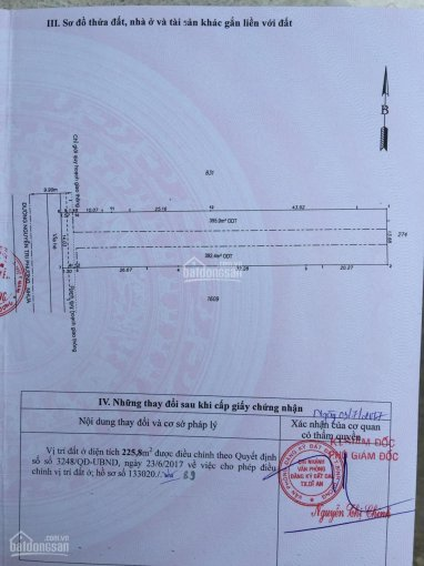 Hot, cần bán lô đất mặt tiền đường Nguyễn Tri Phương, trung tâm thành phố Dĩ An, Bình Dương ảnh 0