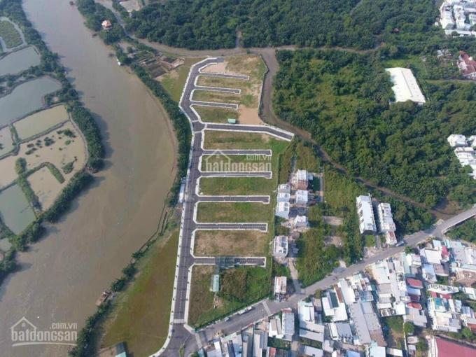 Bán đất nền có sổ hồng KDC Gia Long, Lê Văn Lương, Nhà Bè. Giá trả trước 1,6 tỷ, khi CC trả nốt ảnh 0