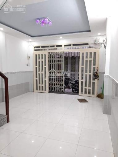 Bán nhà hẻm 3m Phú Thọ Hòa, 41m2, 3tầng 3,3 tỷ quận Tân Phú ảnh 0