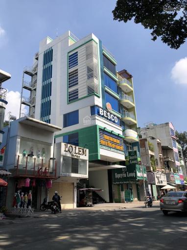 Bán nhà mặt tiền ngay góc Tôn Thất Tùng, P. Bến Thành, Quận 1. DT 6 x 18m HĐT 110tr/th 35 tỷ TL ảnh 0