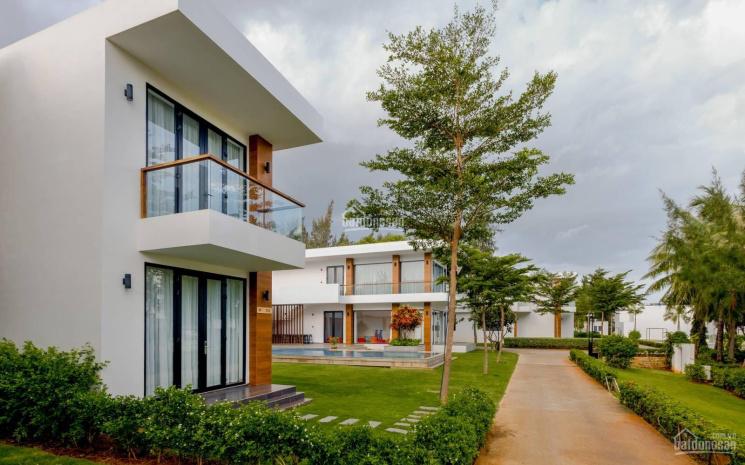 Biệt thự mặt tiền biển 3 phòng ngủ ngay trung tâm Long Hải,giá chỉ từ 6,2 tỷ/căn đất ở lâu dài ảnh 0