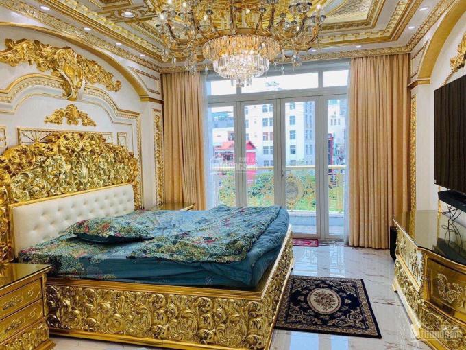 Bán khách sạn đẹp đường Nguyễn Trãi, P. 3, Q. 5, DT: 6x22m hầm 7 lầu thang máy 21 phòng giá 36 tỷ ảnh 0