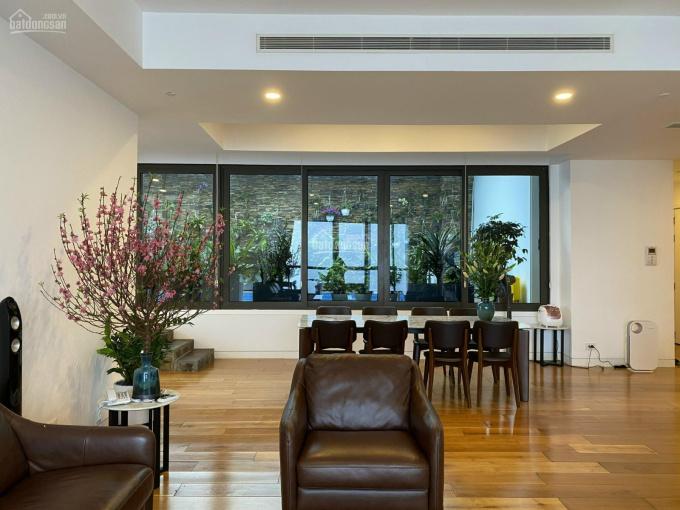 Bán căn hộ penthouse Indochina IPH, Xuân Thủy, Cầu Giấy, căn hộ duy nhất có bể bơi trong nhà ảnh 0