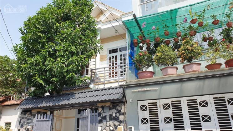 Bán nhà 1 trệt 1 lầu mặt tiền nhựa 2/ ngắn đường Võ Thị Hồi gần trạm y tế Xuân Thới Đông ảnh 0