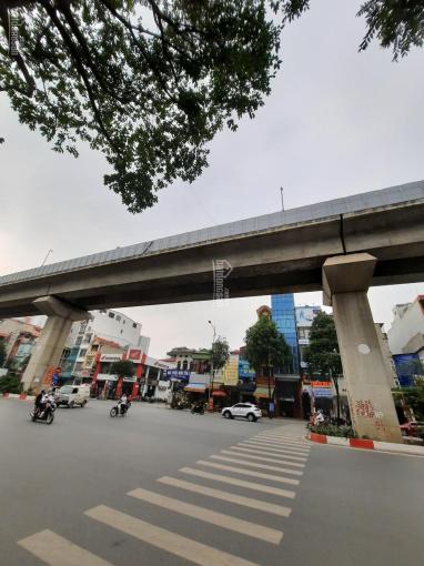 Bán gấp nhà Quang Trung, Hà Đông, 516m2, MT 16m chỉ 96 tỷ quá rẻ. Xây nhà hàng khách sạn 9 tầng ảnh 0