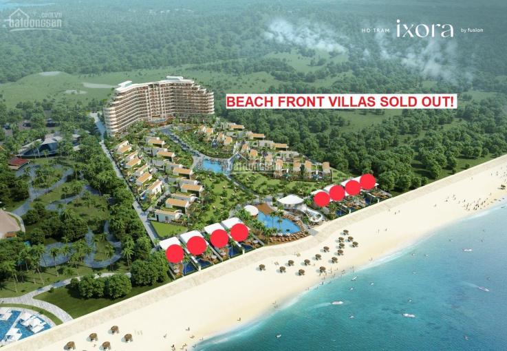 Đã bán hết 8 căn mặt tiền biển, chỉ còn 6 villa view biển 3PN nằm kế bên casino Grand Hồ Tràm ảnh 0