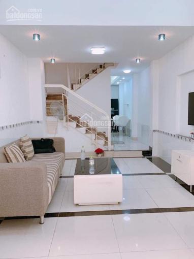 Bán nhà đường Huỳnh Mẫn Đạt, P. 7, Quận 5, DT: 3,8 x 14m giá chỉ 7,5 tỷ TL, nhà mới 100% ảnh 0