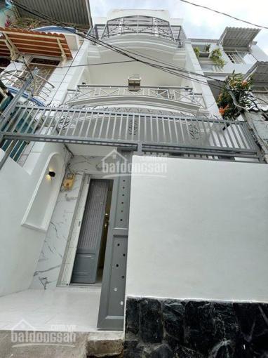 Nhà 2 lầu tuyệt đẹp HXH khu đường số Tân Quy, Quận 7 ảnh 0