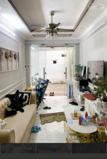 Gia đình cần bán căn nhà ở Ngõ 325 Kim Ngưu - Hai Bà Trưng, Hà Nội DT 30m2 x 4.5T. Nhà xây năm 2020 ảnh 0