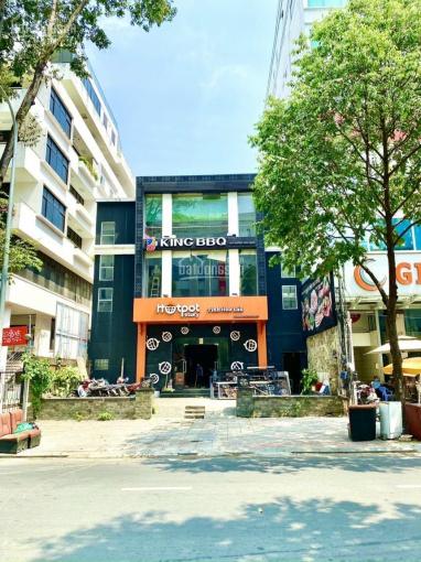 Cho thuê nhà mặt tiền 38 Mạc Đĩnh Chi, P. Đa Kao, Quận 1. 13x36m 1 trệt - 2 lầu ảnh 0