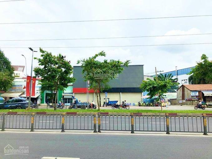 Cho thuê mặt bằng Kinh Dương Vương, Quận Bình Tân. 18x60, DTSD 2000m2, 1 trệt - 1 lầu, HĐ lâu dài ảnh 0