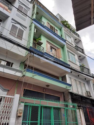 Bán nhà 3 lầu hẻm xe hơi 6m (4.5m x 9.5m) Mai Xuân Thưởng, Q. 6 ảnh 0