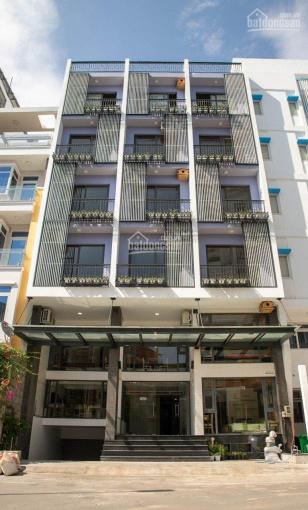 Bán nhà mặt tiền Đô Đốc Lộc Phường Tân Quý, Q. Tân Phú, DT: 11x26m, nở hậu 14m, 5 tầng, giá 24 tỷ ảnh 0