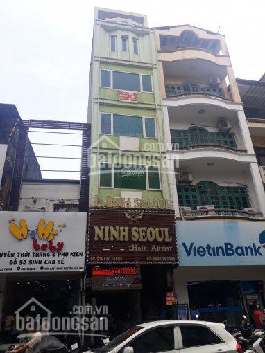 Cho thuê phòng tại tòa nhà 274 mặt phố Lạc Trung. 71m2/phòng, giá rẻ ảnh 0