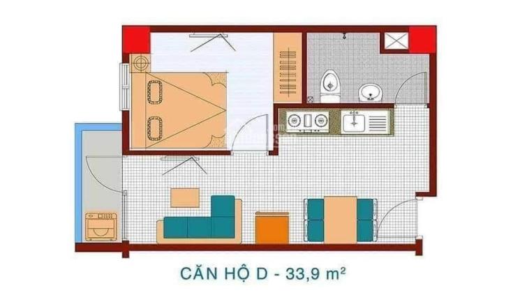 Sang nhượng 2 căn hộ Lê Thành Tân Tạo block c, b giá rẻ ảnh 0