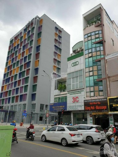 Cần bán nhà mặt tiền 740 Sư Vạn Hạnh, Phường 12, Quận 10, 7x16m, được xây 1 hầm 7 lầu, giá 35 tỷ ảnh 0