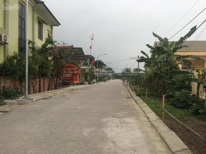 Bán lô đất nhỏ vừa tầm tiền đất quy hoạch khối 6 phường Quán Bàu ảnh 0