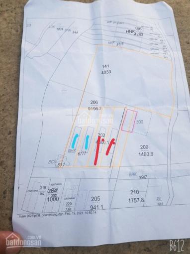 Cần bán 2 nền mặt tiền nhựa Phước Long Thọ, Đất Đỏ, giá 950 triệu/nền ảnh 0