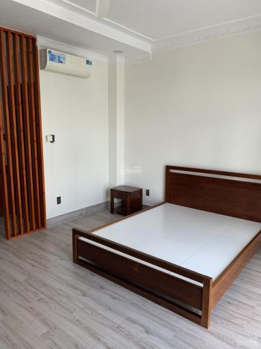 Cho thuê tòa nhà: Trệt 6 lầu (11 căn hộ cao cấp 2 sàn VP - 1MB) thời hạn trên 5 năm ảnh 0