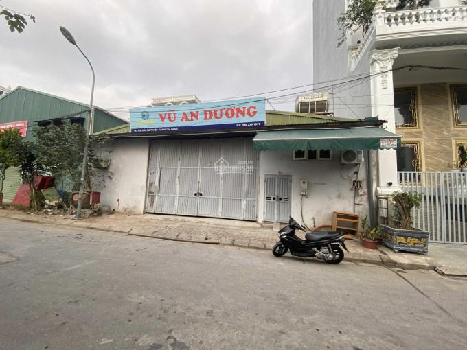 Bán đất biệt thự khu đấu giá Tứ Hiệp - Thanh Trì - HN ảnh 0