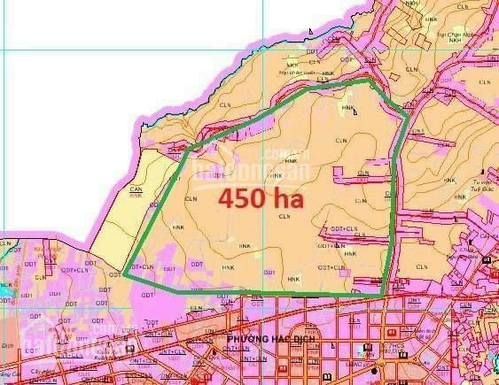 Tôi cần bán đất 1.5 ha mặt đường Hắc Dịch - Tóc Tiên, thị xã Phú Mỹ, BRVT ảnh 0