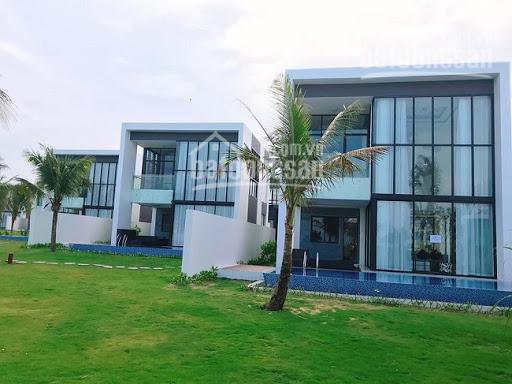 Giảm 5 tỷ chính chủ cần bán biệt thự Vinpearl Nam Hội An, 2 tầng, 3 ngủ, mặt biển ảnh 0