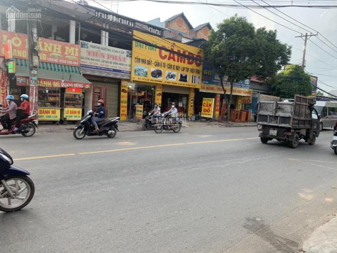Cần cho thuê nhà MT Phan Văn Trị, DT 6x25m, cấp 4, giá 35 triệu/tháng, LH 0968854274 ảnh 0
