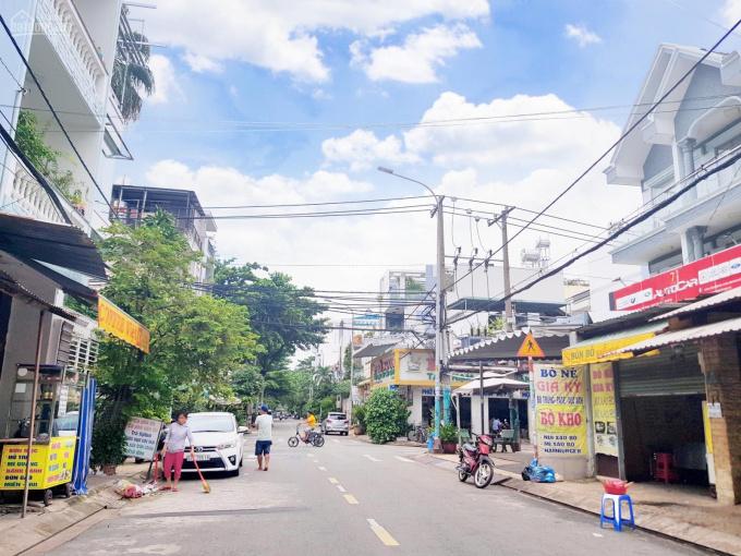Mặt tiền đường: Lê Lâm, P. Phú Thạnh (4x15.2m) cấp 4, đang cho thuê 8tr/th - giá 7.1 tỷ TL ảnh 0