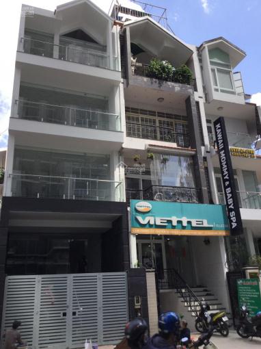 Cho thuê nhà nguyên căn mặt tiền đường số khu Him Lam, đối diện siêu thị Lotte ảnh 0