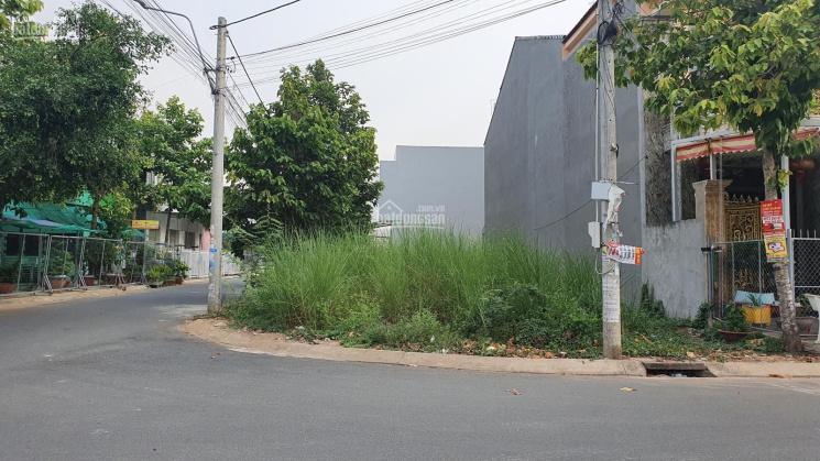 Bán 1 nền góc đường Số 8 Bình Khánh 5 ảnh 0