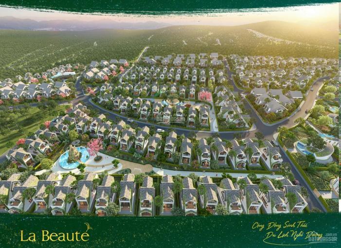Chính chủ sang nhượng lô 2 Mặt tiền khu La Beaute, giá thấp hơn chủ đầu tư, DT 9x23m, view đẹp ảnh 0