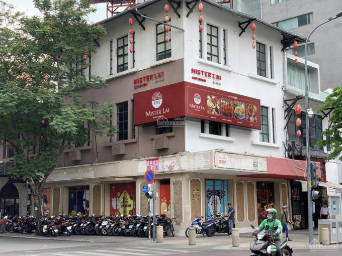 Cho thuê nhà 2 MT Nguyễn Huệ, Bến Nghé, q1, 10x20m 3 lầu, góc Ngô Đức Kế, 150tr ảnh 0