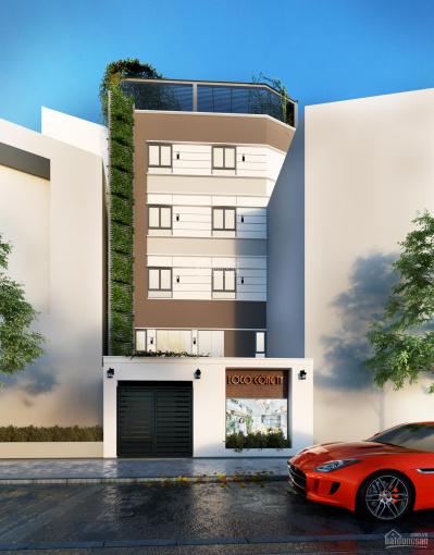 Bán tòa nhà căn hộ dịch vụ, DT sử dụng 1300m2, ngay cầu Lê Văn Sỹ, Q3, cách mặt đường 20m ảnh 0