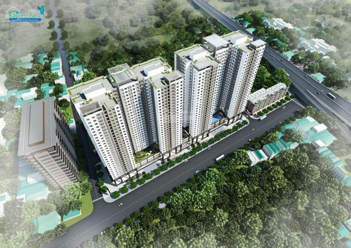 Cho thuê sàn thương mại Phương Đông Green Park Trần Thủ Độ làm siêu thị, cafe ngân hàng 0902.173183 ảnh 0