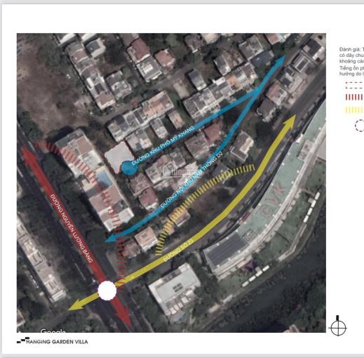 Bán đất nền biệt thự đơn lập Nam Thông 2 Phú Mỹ Hưng - Biệt thự đẳng cấp 352m2 vuông vức 20x18m ảnh 0