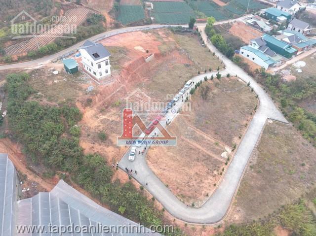 Đất bằng phẳng, vuông vắn, khu vực đầu tư sinh lợi cao thị trấn Lạc Dương, Đà Lạt ảnh 0
