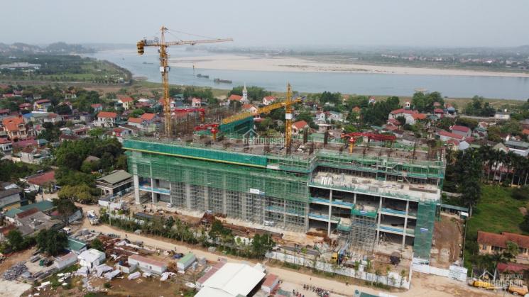 Bán đất mặt đường kinh doanh, đường chính vào khu khoáng nóng Wyndham Thanh Thủy, Phú Thọ ảnh 0