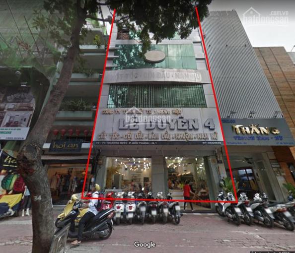Cho thuê mặt tiền 139 Hai Bà trưng, Q1 (10x18m) hầm 6 tầng, thang máy, giá 160tr - 0972582588 ảnh 0
