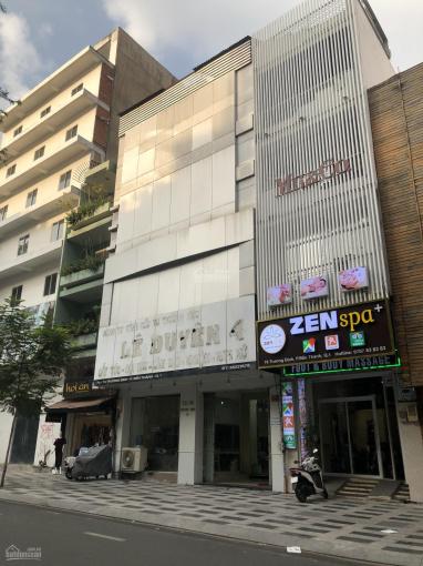 Cho thuê tòa nhà mặt tiền 110 Nguyễn Công Trứ, P. Nguyễn Thái Bình, Q1 (5x20m) 7 tầng TM. Giá 110tr ảnh 0