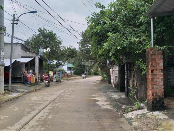 Bán 352m2 đất ở mặt tiền Hoàng Văn Thái nối dài, dân cư đông đúc ảnh 0